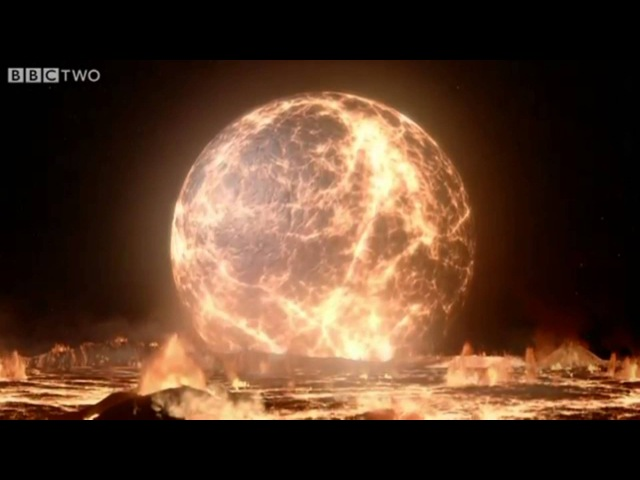 How the Moon Was Formed