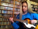 Me Playing 'Rain' By The Beatles On Bass (Cover By Amy Slattery)