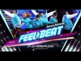 Mickey Dance Crew WARS | Best BDS*junior | Feel the Beat dance festival