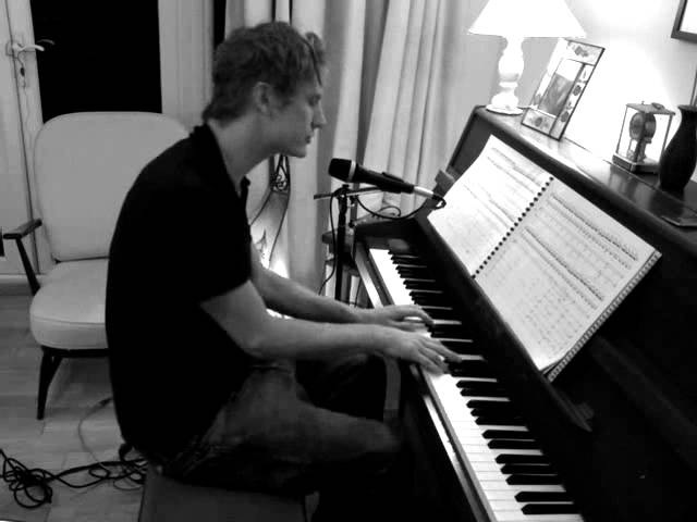 The Verve 'Bitter Sweet Symphony' piano cover