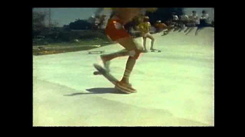 Vintage Skateboarding 1970s Huck Andress Freestyle G S Florida Peralta Powell