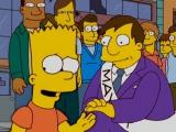 Симпсоны/The Simpsons (1989 - ...) Фрагмент (сезон 18, эпизод 12; русский язык)