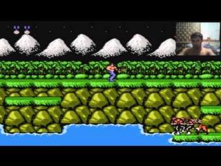 Симуляторы 8-битных игр - Contra #8