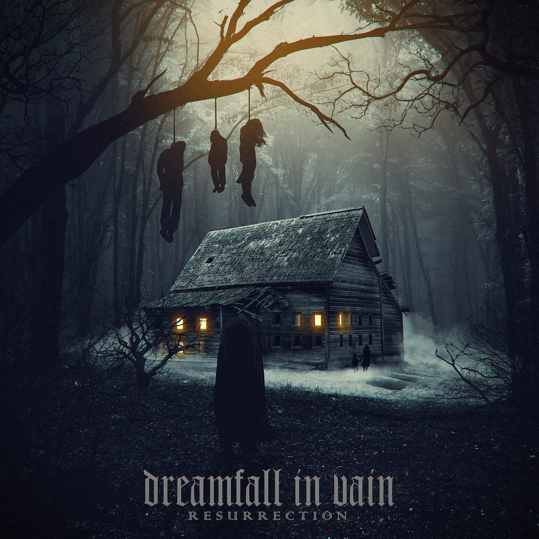 Dreamfall In Vain - Resurrection (2016)