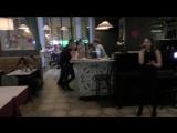 Елена Неклюдова-14 февраля,ресторан