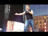 Павел Соколов на Фестивале