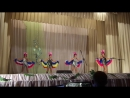 шоу-балет КАРАМЕЛЬ Блеск хореограф К. Белозорова