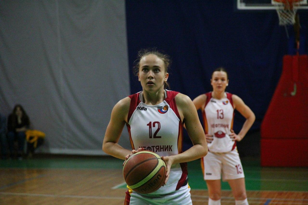 Алёна Базинская: От предстоящего чемпионата жду ещё большего
