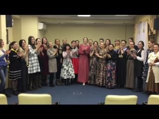 Катерина Дорохова в Казани. Часть 2 (23-24 ноября 2016)