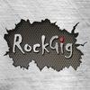 Рок-афиша RockGig