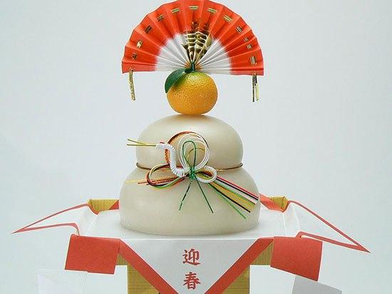 Kết quả hình ảnh cho japanese new year mochi