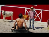 Jackass Number Two (2_8) Movie CLIP - Cattle Brand (2006) HD