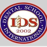 Логотип Международная Школа Стоматологии