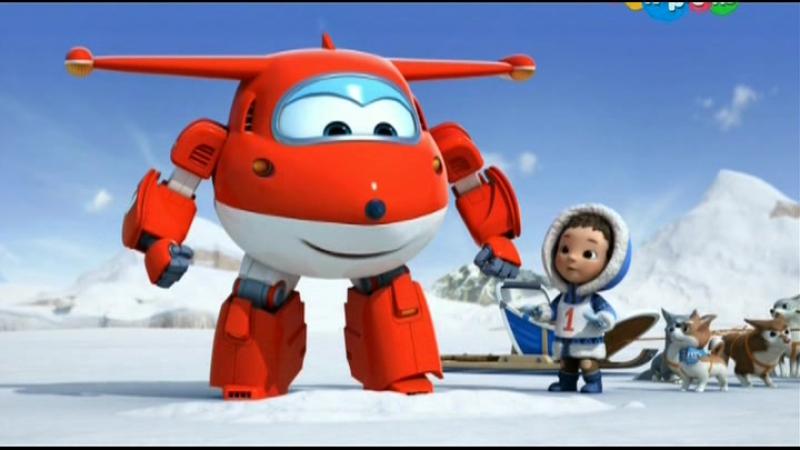 Суперкрылья - Джет и его друзья (18 Серия) - Super Wings. Jett and his friends