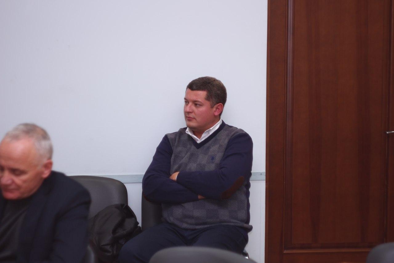 Игорь Пастух и нацполиция проверяли перевозчиков на готовность к зиме