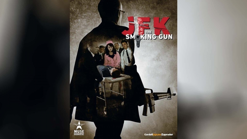 Джон Кеннеди Пороховой дым (2013)   JFK: The Smoking Gun