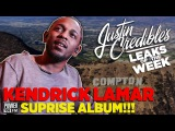 Justin Credibles New Music Picks of The Week: Kendrick Lamar, Bas, 2 Chainz, And Tyler The Creator
