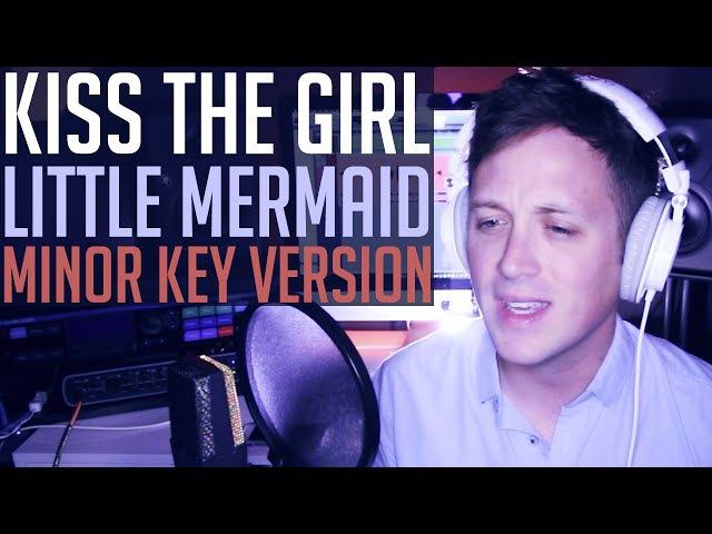 Kiss The Girl from Little Mermaid (MINOR KEY / EDM VERSION)