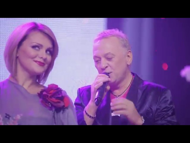Тетяна Піскарьова та Олег Шак - Люблю TV-4