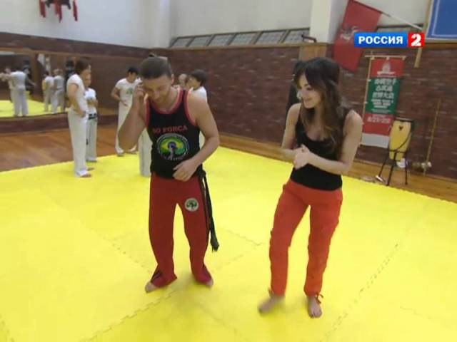 Всё включено - Капоэйра/Capoeira, Vsyo Vklucheno (All inclusive) TV program