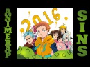 AnimeRap - Реп про 7 Смертных Грехов Nanatsu No Taizai Rap 2016