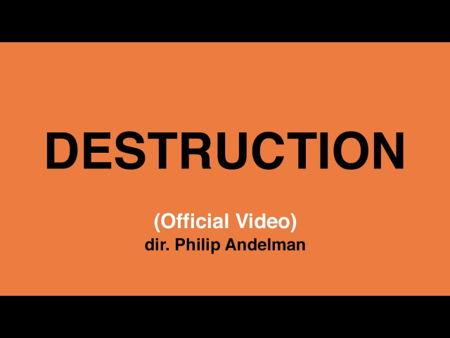 Joywave - DESTRUCTION (Official Video)