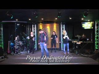 Молитва за пастора