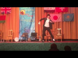 Show-bellydance - Istomina Olesya - the 3 st place in International Cairo Mirage festival