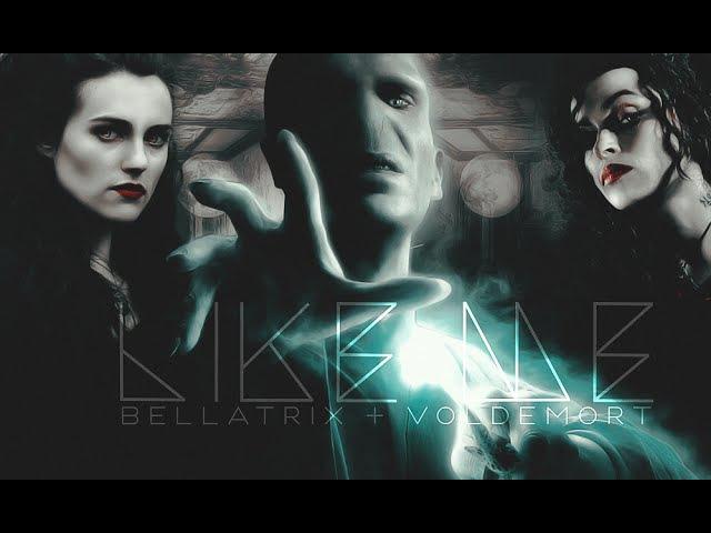 Bellatrix Voldemort | Like me