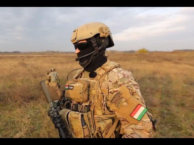 Hungarian Special Forces Különleges Műveleti Zászlóalj KMZ