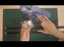 Браслет намотка трансформирующийся в аксессуар для туфель