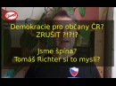 Demokracie pro občany ČR? ZRUŠIT ?!?!?!?