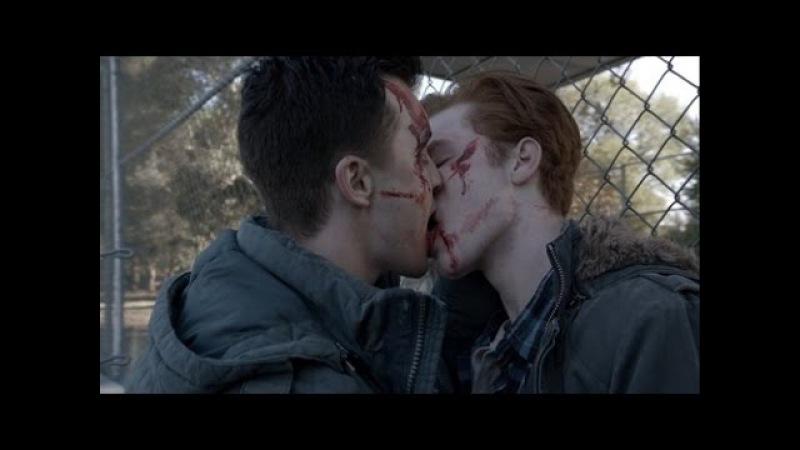 All Gallavich Kiss Scenes    Ian and Mickey - Shameless US