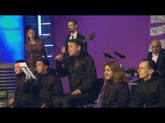 КВН Камызяки - 2015 Высшая лига Финал Музыкалка (при участии Симфонического оркестра Золотой век)