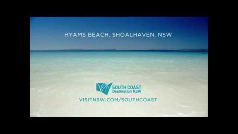 Пляж Хаймс Австралия