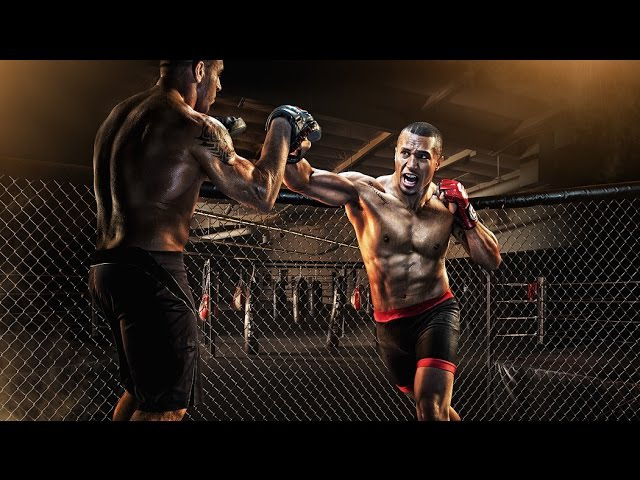 MMA Motivation-Venum training(motivation workout highlight)