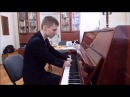15-летний Пианист Алексей Романов