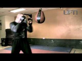 UFN Elbow strikes and combinations, with a little bit of dirty boxing