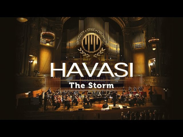 HAVASI — The Storm Premiere at the Franz Liszt Academy of Music