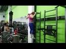 Юлия Зауголова - строгие подтягивания за голову, 15 повторений