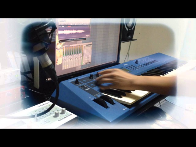 Yamaha CS1x Emotional Trance TEST