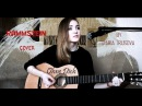 Rammstein Ohne Dich acoustic cover by Daria Trusova