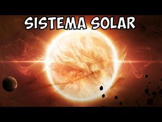 Sistema Solar (Comparação Incrivel dos Planetas e o Sol)