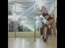 "Mary Bay on Instagram marshydance marshylightcombo exoticpoledance exotcombo trainhard highheels dancetime 😈"""