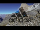 Dani Moreno Edu Marin mountaineering in Peru   La Esfinge   adidas Outdoor
