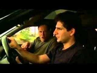 Клан Сопрано Тони учит жизни Криси самый лучший в мире сериал