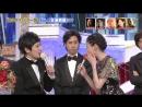 39-ая премия японской киноакадемии - вырезка с Нино и командой Если бы я жил со своей мамой