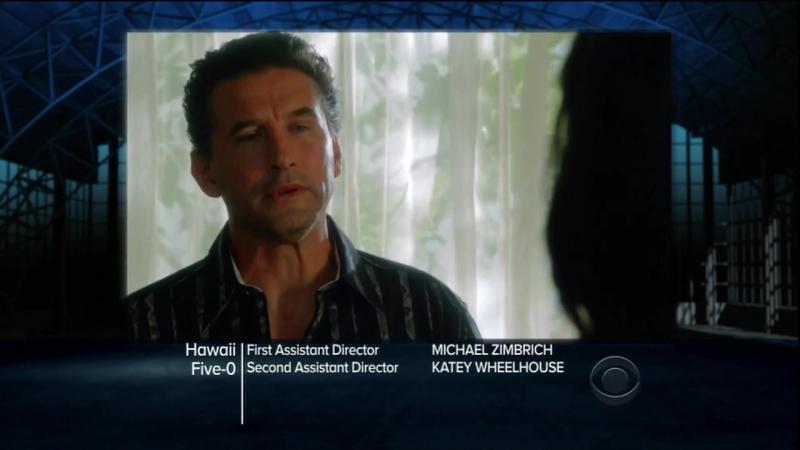 Гавайи 5.0/Hawaii Five-0 (2010 - ...) ТВ-ролик (сезон 2, эпизод 4)