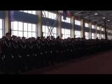 Торжественное принятие присяги курсантами Донецкой академии внутренних дел МВД ДНР