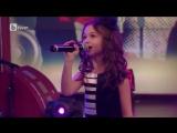 Удивительный голос ребенка, маленькая девочка поет взрослым голосом!